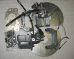 Задние дисковые тормоза Без АБС